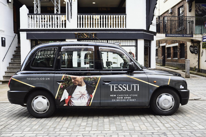 những lưu ý khi quảng cáo trên Taxi